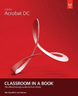 Omslag - Adobe Acrobat DC Classroom in a Book