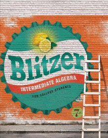 Intermediate Algebra for College Students av Robert F. Blitzer (Innbundet)