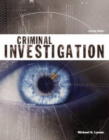 Omslag - Criminal Investigation (Justice Series) Plus Mycjlab with Pearson Etext -- Access Card Package