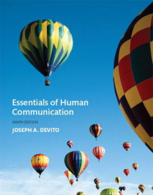Essentials of Human Communication av Joseph A. DeVito (Heftet)