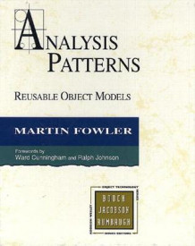 Analysis Patterns av Martin Fowler (Heftet)