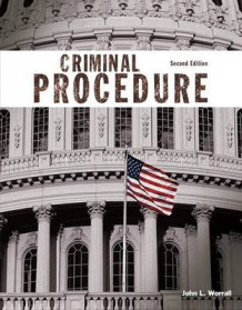 Criminal Procedure Plus Mycjlab with Pearson Etext -- Access Card Package av Professor of Criminology and Director of Justice Administration and Leadership John L Worrall (Blandet mediaprodukt)