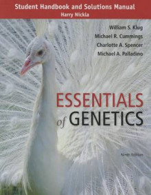 Study Guide and Solutions Manual for Essentials of Genetics av William S. Klug, Michael R. Cummings, Charlotte A. Spencer, Michael A. Palladino og Harry Nickla (Heftet)