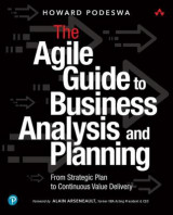 Omslag - The Agile Guide to Business Analysis and Planning