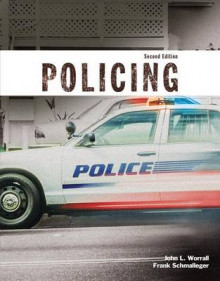 Policing (Justice Series) Plus Mycjlab with Pearson Etext -- Access Code Card av Professor of Criminology and Director of Justice Administration and Leadership John L Worrall (Blandet mediaprodukt)