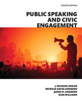 Omslag - Public Speaking and Civic Engagement, Books a la Carte Edition