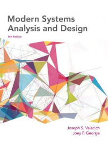 Modern Systems Analysis and Design av Joseph A. Valacich, Jeffrey A. Hoffer, Jeffrey Slater, Joey George og Joe A. Valacich (Heftet)