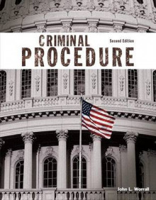 Criminal Procedure, Student Value Edition with Mycjlab with Pearson Etext -- Access Card Package av Professor of Criminology and Director of Justice Administration and Leadership John L Worrall (Blandet mediaprodukt)