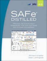 Omslag - SAFe 4.0 Distilled