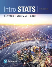 Intro STATS Plus New Mylab Statistics with Pearson Etext -- Access Card Package av Richard D de Veaux, Paul F Velleman og David E Bock (Blandet mediaprodukt)