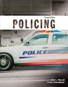 Policing (Justice Series), Student Value Edition with Mycjlab with Pearson Etext -- Access Card Package av Professor of Criminology and Director of Justice Administration and Leadership John L Worrall (Blandet mediaprodukt)