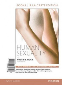 Human Sexuality, Books a la Carte Edition Plus New Mypsychlab -- Access Card Package av Roger R Hock (Blandet mediaprodukt)