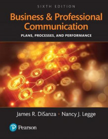 Business and Professional Communication av Nancy J. Legge (Heftet)