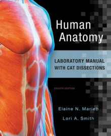 Human Anatomy Laboratory Manual with Cat Dissections av Elaine N. Marieb, Susan J. Mitchell og Lori A. Smith (Spiral)