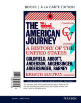 Omslag - The American Journey, Combined Volume, Books a la Carte Edition