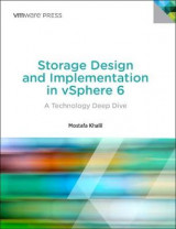 Omslag - Storage Design and Implementation in vSphere 6