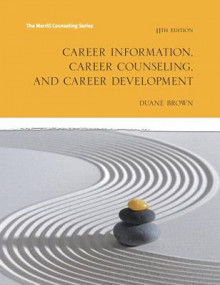 Career Information, Career Counseling and Career Development with Mycounselinglab with Pearson Etext -- Access Card Package av Duane Brown (Blandet mediaprodukt)