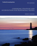 Omslag - Counseling Strategies and Interventions for Professional Helpers with Mycounselinglab with Pearson Etext -- Access Card Package