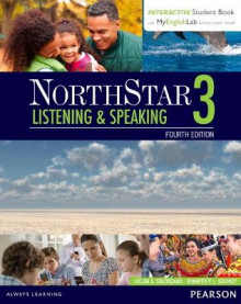 NorthStar Listening & Speaking 3 with Interactive Student Book and MyEnglishLab av Helen S. Solorzano og Jennifer Schmidt (Heftet)