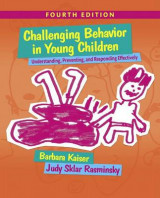 Omslag - Challenging Behavior in Young Children