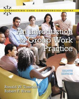 Omslag - An Introduction to Group Work Practice, with Enhanced Pearson Etext -- Access Card Package