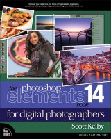 Omslag - The Photoshop Elements 14 Book for Digital Photographers