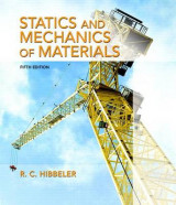 Omslag - Statics and Mechanics of Materials Plus Masteringengineering with Pearson Etext -- Access Card Package
