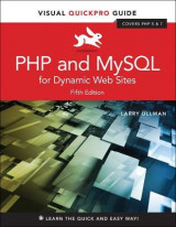 Omslag - PHP and MySQL for Dynamic Web Sites