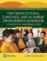 Omslag - The Crosscultural, Language, and Academic Development Handbook