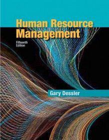 Human Resource Management Plus Mymanagementlab with Pearson Etext -- Access Card Package av Gary Dessler (Blandet mediaprodukt)