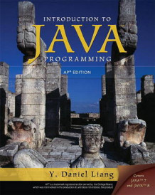Introduction to Java Programming, AP Version av Y. Daniel Liang (Heftet)