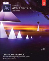Omslag - Adobe After Effects CC Classroom in a Book (2015 release)