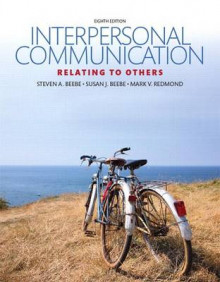 Interpersonal Communication av Steven a Beebe, Susan J Beebe og Mark V Redmond (Blandet mediaprodukt)