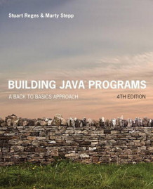 Building Java Programs av Stuart Reges og Marty Stepp (Heftet)