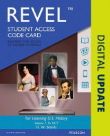 Omslag - Revel for Learning U.S. History, Semester 1 -- Access Card