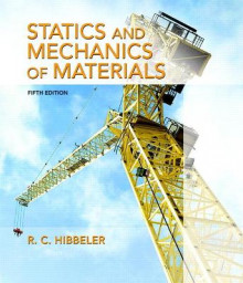 Statics and Mechanics of Materials av Russell C. Hibbeler (Innbundet)