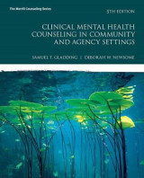 Omslag - Clinical Mental Health Counseling in Community and Agency Settings with Mylab Counseling with Pearson Etext -- Access Card Package