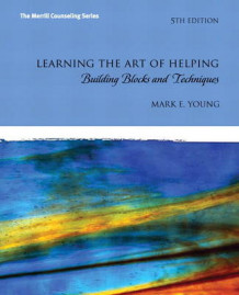 Learning the Art of Helping av Mark E. Young (Blandet mediaprodukt)