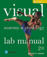 Omslag - Visual Anatomy & Physiology Lab Manual, Cat Version Plus Masteringa&p with Etext -- Access Card Package