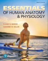 Omslag - Essentials of Human Anatomy & Physiology
