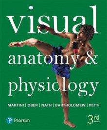 Visual Anatomy & Physiology Plus Masteringa&p Withpearson Etext -- Access Card Package av Frederic H Martini (Blandet mediaprodukt)