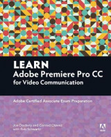 Omslag - Learn Adobe Premiere Pro CC for Video Communication