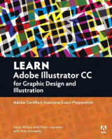Omslag - Learn Adobe Illustrator CC for Graphic Design and Illustration