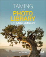 Omslag - Taming your Photo Library with Adobe Lightroom