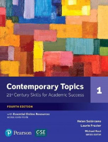 Contemporary Topics 1 with Essential Online Resources av Helen S. Solorzano og Laurie L. Frazier (Heftet)