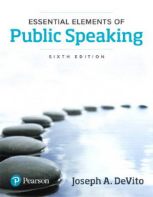 Essential Elements of Public Speaking av Joseph A. DeVito (Heftet)