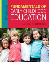 Omslag - Fundamentals of Early Childhood Education with Enhanced Pearson Etext -- Access Card Package