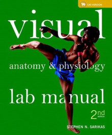 Visual Anatomy & Physiology Lab Manual: Cat Version av Stephen N. Sarikas (Spiral)