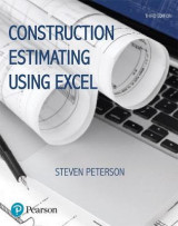Omslag - Construction Estimating Using Excel