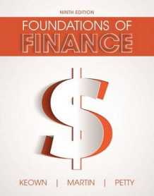 Foundations of Finance Plus Mylab Finance with Pearson Etext -- Access Card Package av Arthur J Keown, Professor of Finance John D Martin og J William Petty (Blandet mediaprodukt)